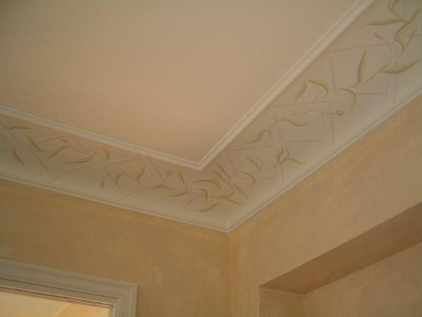 Cornici soffitto moderne una collezione di idee per idee for Una cornice a casa libera
